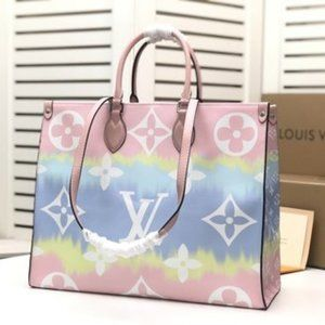 🎀LouisVuitton GM Onthego Limited Large Tote